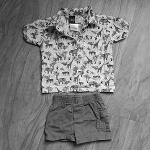Mick Mack Safari Outfit